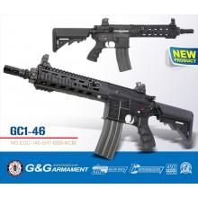G&G FUCILE GC1-46 FULL METAL BLOWBACK BLACK