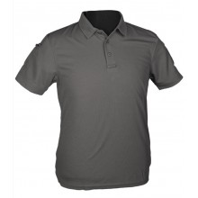 POLO SHIRT QUICK DRY URBAN GREY