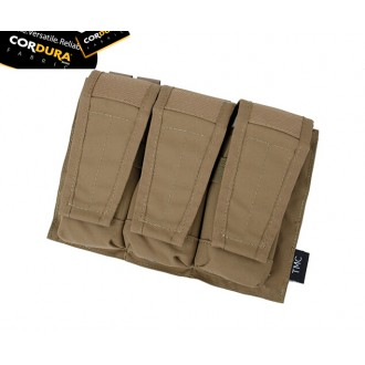 TMC AVS style Mag pouch Coyote Brown