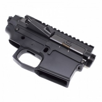 BODY IN CNC AR15 C BLACK RETRO ARMS
