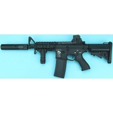 G&P M4 MOTS RAPID FIRE II BLACK