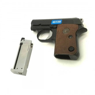 WE PISTOLA A GAS COLT CT25 FULL METAL BLOWBACK