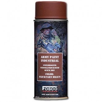 SPRAY FOSCO FLECKTARN BRAUN DA 400ML