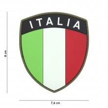 Patch 3D PVC Scudetto Italia