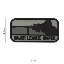 Patch PVC major league sniper