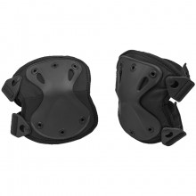 GINOCCHIERE TACTICAL PROTECT BLACK MILTEC
