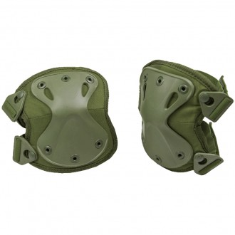 GINOCCHIERE TACTICAL PROTECT OD GREEN MILTEC