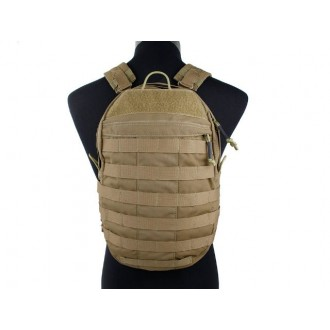 Zaino JPC Plate Backpack TMC Coyote Brown
