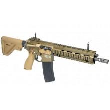 FUCILE ELETTRICO HK 416 A5 V2 CON MOSFET VFC TAN VERSION RAL8000