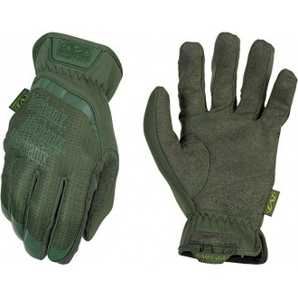 MECHANIX GUANTI FAST FIT OD GREEN S