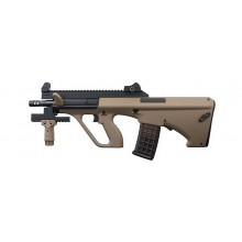 FUCILE ELETTRICO STEYR AUG A3 SNOW WOLF TAN VERSION
