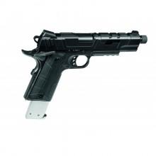Pistola a Gas Colt 1911 Amedeo Rossi Black Version Blowback