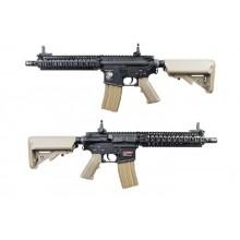 Fucile elettrico M4 Mk18 Mod1 9 pollici Dark Earth E&C