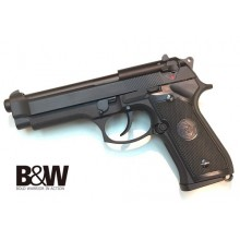 B&W Elite M92 a GAS BlowBack