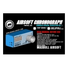 CRONOGRAFO /CHRONOGRAPH 01 MADBULL