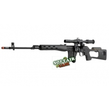 A&K SVD DRAGUNOV BOLT ACTION FULL METAL