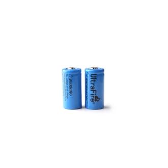 BATTERIA RICARICABILE CR123 3.6 V 880 MAH