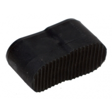 TAPPO P90 IN GOMMA -stock rubber coover-