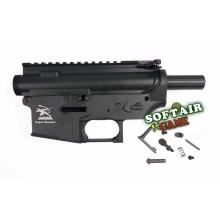 BODY IN METALLO PER M4 SUPER SHOOTER