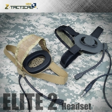 ELEMENT BOWMAN CUFFIA ELITE II HEADSET NERO