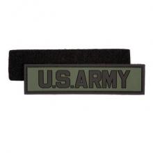 PATCH 3D PVC US Army