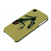 COVER Iphon4-4S FRUG SKULL