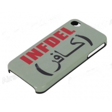 COVER Iphon4-4S INFEDEL