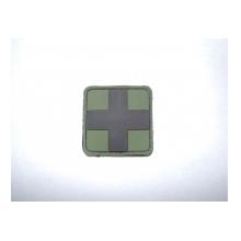 Patch 3D PVC Croce medico