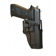 Fondina rigida tipo Serpa per Sig sauer P226 black