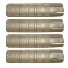 COPRISLITTA TANGO DOWN BATTLE 4PCS/PACCO TAN ELEMENT