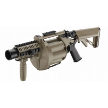GLM DS Multiple Grenade Launcher