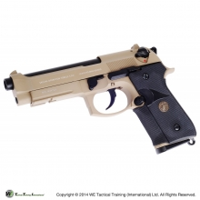M9A1 NAVY VERSION TAN A CO2 SCARRELLANTE FULL METAL