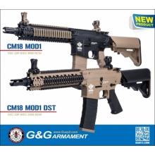 G&G FUCILE CM18 MOD1 Upgraded MK18