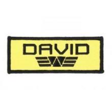 TMC David WEYLAND Velcro Patch