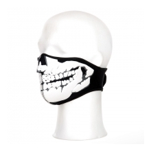 SKULL MASK 3D TACTICAL GEAR TAN