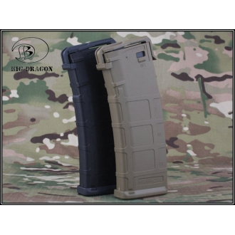 Flash PMAG Hi-capa 300rds con Cordicella Tan