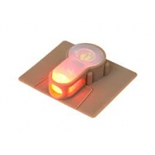 STROBE LIGHT LED RED S LIGHT VELCRO DESERT