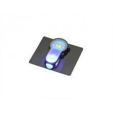 STROBE LIGHT LED BLUE S LIGHT VELCRO FOLIAGE