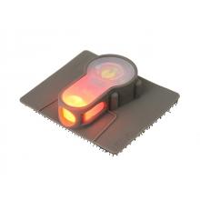 STROBE LIGHT LED RED S LIGHT VELCRO FOLIAGE