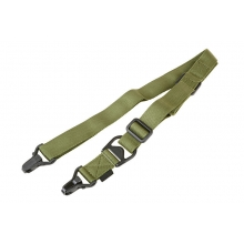MS3 TYPE SINGLE POINT 2 POINT SLING OLIVA