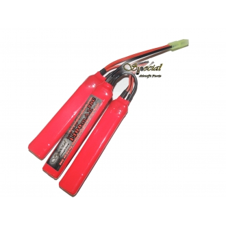 LIPO 11,1 x 1300 MAH BUTTERFLY SPECIAL
