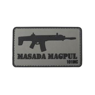 PATCH MASADA MAGPUL IN GOMMA