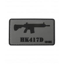 PATCH HK417D IN GOMMA