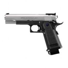 TOKYO MARUI Hi-CAPA 5.1R Silver Slide Pistola a gas
