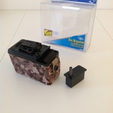 Classic Army M249 and LMG Camo Box Magazine (1200 Rounds Auto Wind)