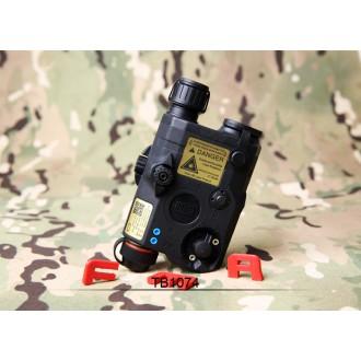 FMA PEQ LA5-C Upgrade Version LED White Light + Red Laser With IR Lenses