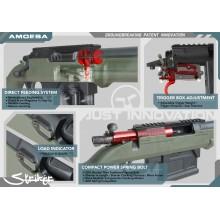 ARES AMOEBA FUCILE A MOLLA M700 STRIKER SNIPER RIFLE BK