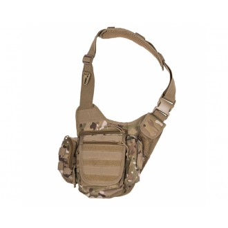 SLING BAG MULTIFUNZIONE MULTICAM