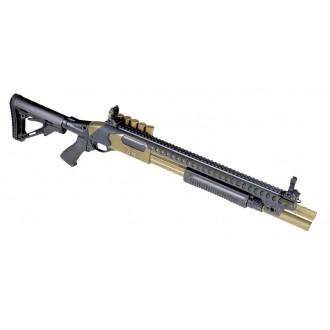 SECUTOR VELITES FUCILE A POMPA M870 A GAS TAN VERSION