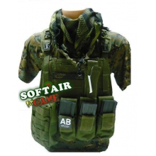 BODY ARMOUR LIGHT OLIVA